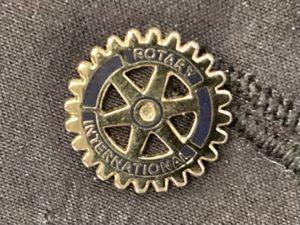 Rotary-jäsenmerkki