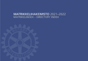 Matrikkeli 2021–2022